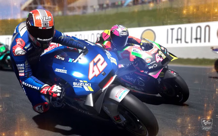 Motogp Esport 2020 Global Series 1 Julio 4