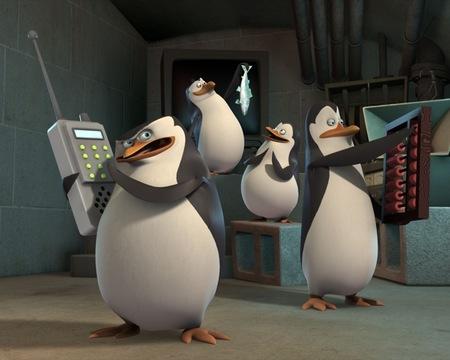 Los Pingüinos de Madagascar estrenan nuevos capítulos en Clan televisión