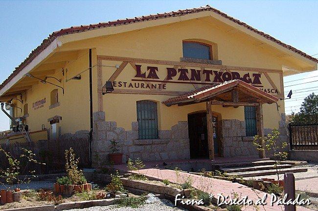 La pantxorga cocina vasca al norte de madrid - La cocina vasca menu fin de semana ...