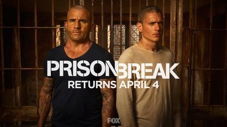 Siete fugas carcelarias de cine más emocionantes que 'Prison Break'