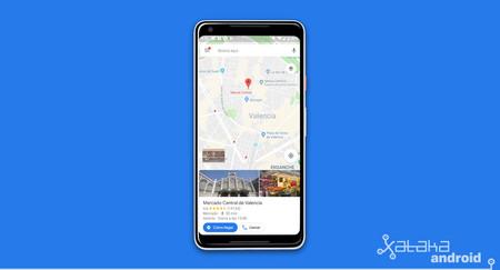 Material Theming empieza a llegar a Google Maps: así es el nuevo diseño de las tarjetas de lugares