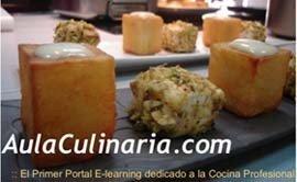 Aula Culinaria clases de cocina en internet