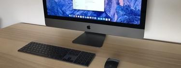 El iMac Pro es el ordenador todo en uno más potente de Apple: está rebajado a 4.999 euros en Amazon