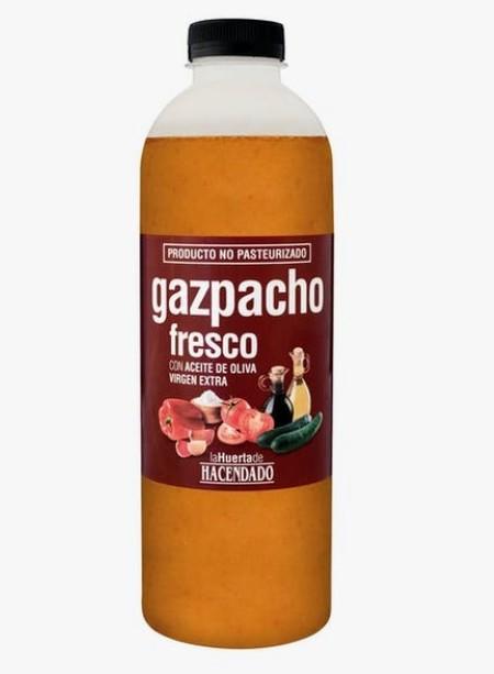 Gazpacho Fresco Hacendado