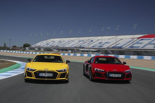 Probamos el Audi R8 V10 Performance: 620 CV para volar sobre el asfalto del Circuito de Jerez