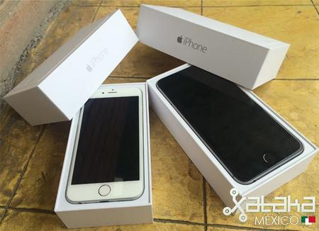 iPhone 6 y 6 Plus, precio y disponibilidad con Movistar