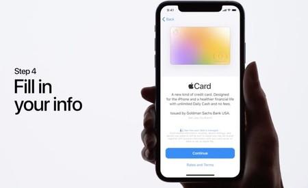 Apple Card está cada vez más cerca: activan los sitios web y la vista previa de la tarjeta para algunos usuarios