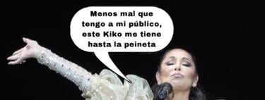 Isabel Pantoja da la espalda a Kiko Rivera y se centra en su nuevo proyecto profesional