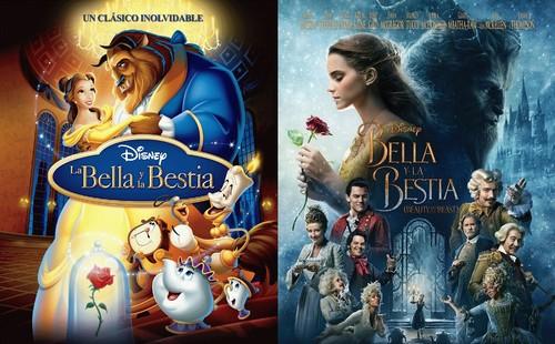 'La Bella y la Bestia': 23 diferencias entre el remake y la película original