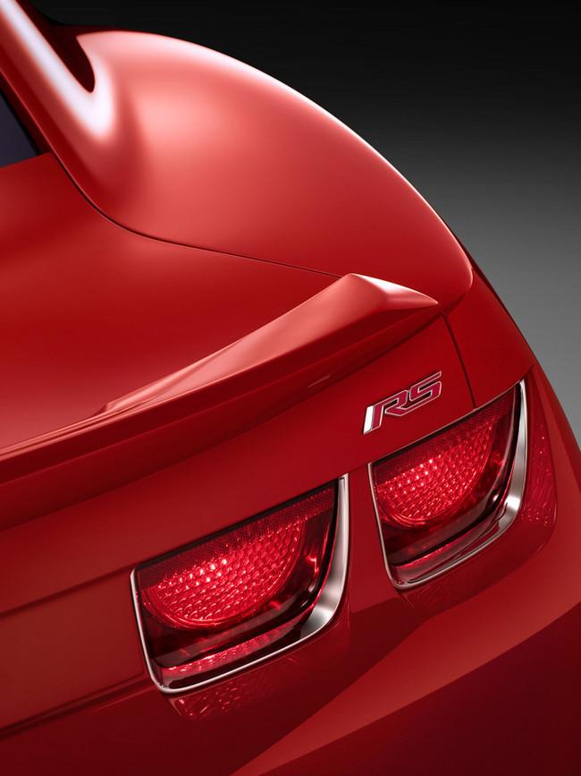 Foto de 2010 Chevrolet Camaro (38/56)