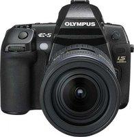 Olympus E-5, igual por fuera mejorada por dentro