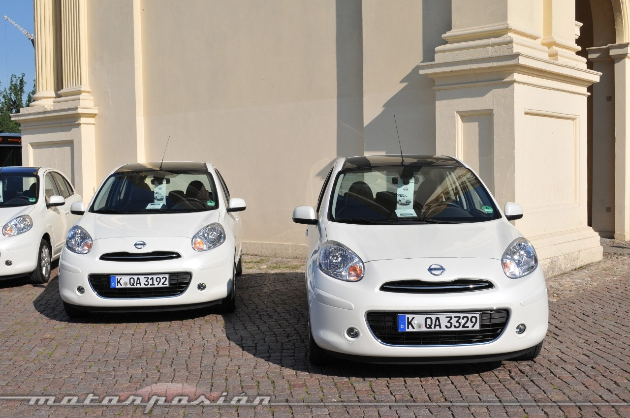 Foto de Nissan Micra DIG-S (Presentación) (1/19)