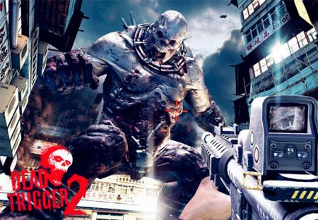 Dead Trigger 2 también será gratuito, lo vemos en vídeo funcionando bajo Project Shield