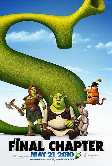 'Shrek: Felices para siempre', cartel y teaser tráiler