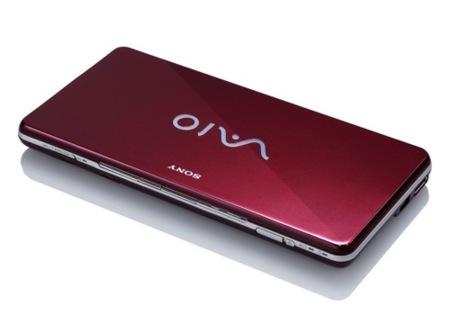 Sony VAIO P-Series con Windows XP y WAN