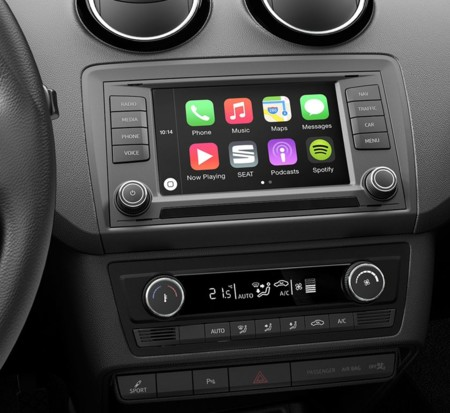 qu coche comprar si quieres tener android auto o apple carplay. Black Bedroom Furniture Sets. Home Design Ideas