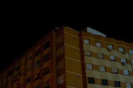 Control zoom noche
