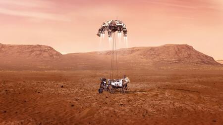 ¡Conseguido! El rover Perseverance aterriza con éxito en Marte y comienza su tarea de buscar vida en el planeta vecino