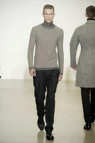 Jil Sander, colección Otoño-Invierno 2009/2010, pullover