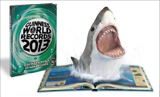 Libro Guinness de los records