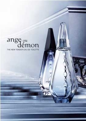 Ange ou Démon de Givenchy, un perfume de matices