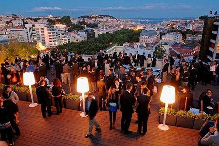 El Sky Bar del Tivoli Lisboa