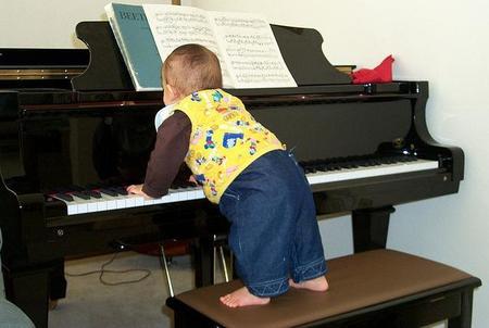 """""""Pía-Pía, Piano"""", concierto para bebés en Madrid"""