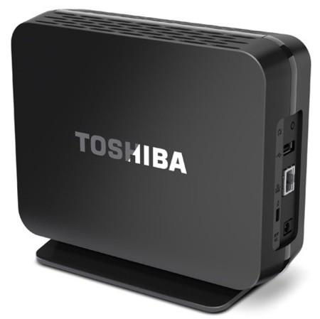 Toshiba Canvio, NAS modesto para nuestros contenidos domésticos