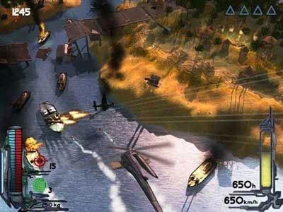 ¿Primera imagen de un juego para Revolution?