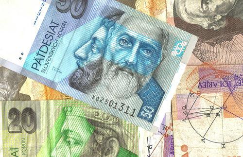 Billetes del mundo (II)