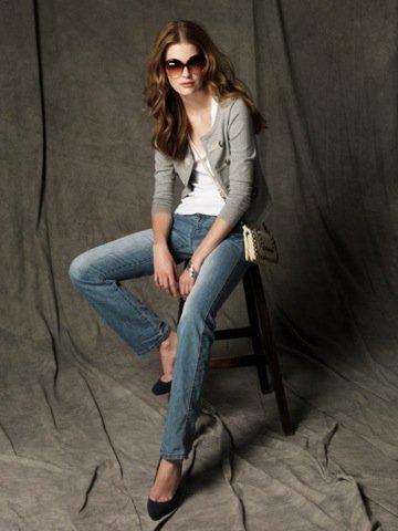 Blanco denim otoño-invierno 2010/2010, jeans
