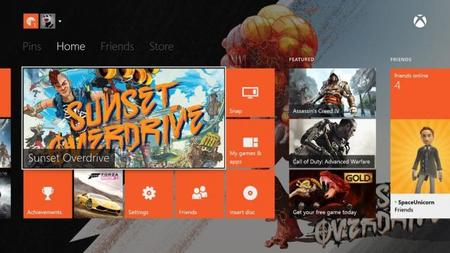 Ahora nuestro Xbox One será más personal, la actualización de noviembre empieza su despliegue