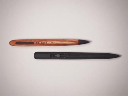 Miidori es el bolígrafo elegante que buscas