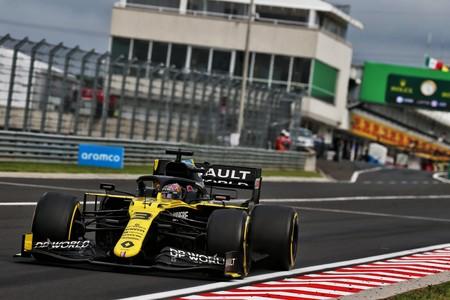 Ricciardo Hungria F1 2020