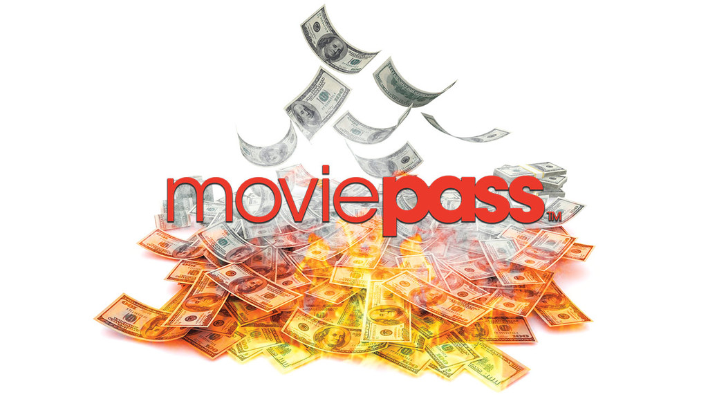 MoviePass lost more money than they said in 2018: the Netflix of movie theaters is still sinking in