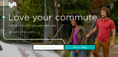 Con Line, Lyft también quiere exprimir todavía más el consumo colaborativo del coche