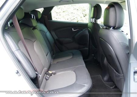 Hyundai ix35 2013 prueba en Madrid 33