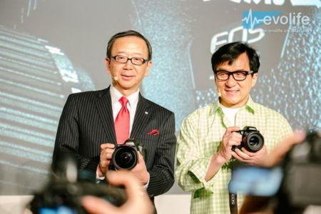 Canon 4k Video Camera 2