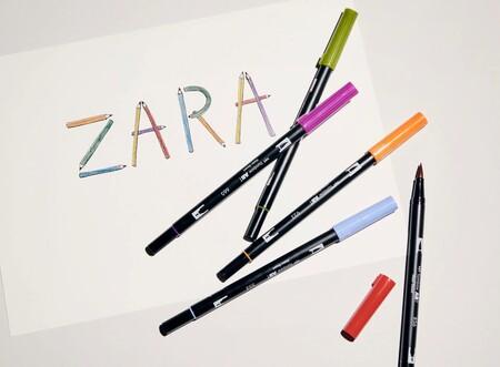 Zara Papeleria 01
