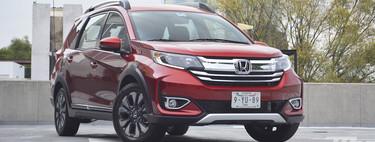 Honda BR-V 2020, a prueba: mejores acabados, rostro más fresco y espacio para siete (+ video)