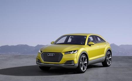 Vayámonos mentalizando de que habrá un Audi TT crossover