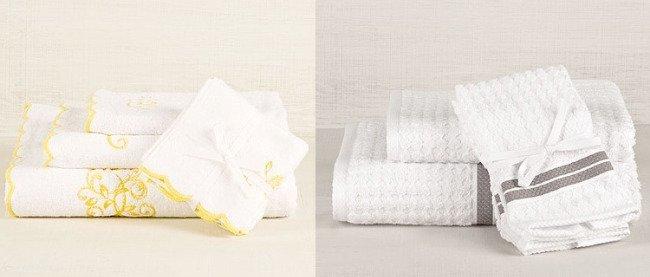 Zara Home, colección de baño