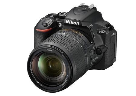 Nikon D5600 18 140 Mm