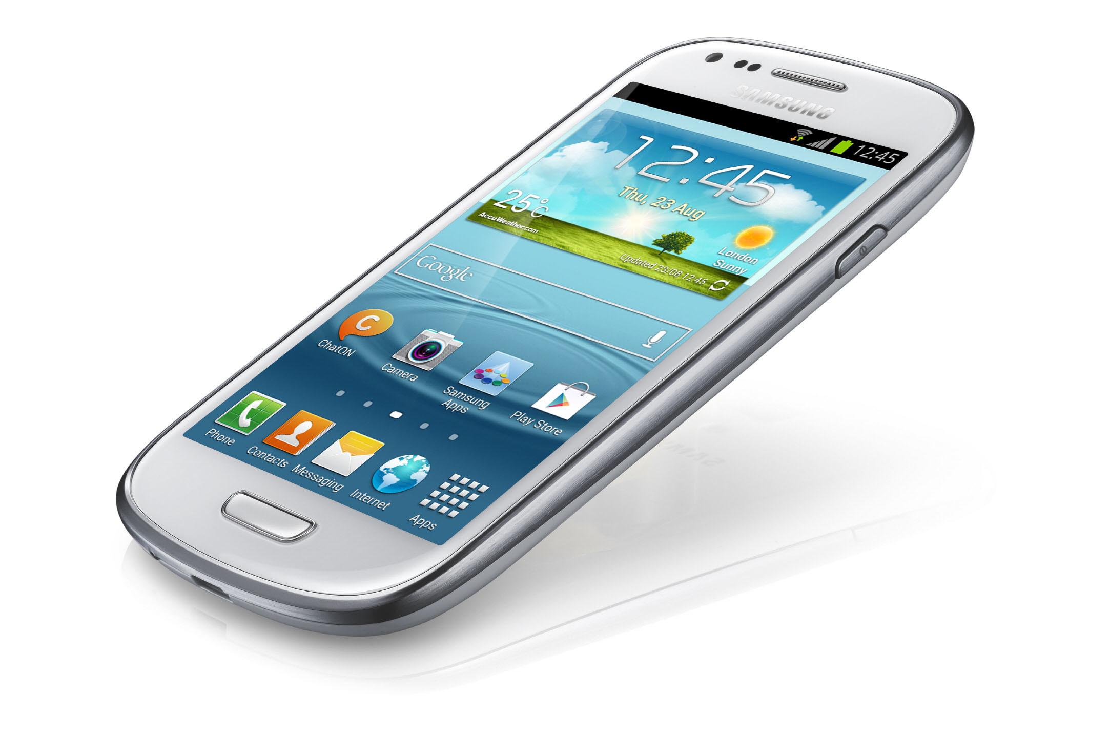 Foto de Samsung Galaxy SIII Mini (4/8)