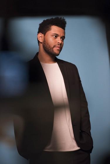 The Weeknd, el nuevo novio de Selena Gómez, debuta como modelo para H&M