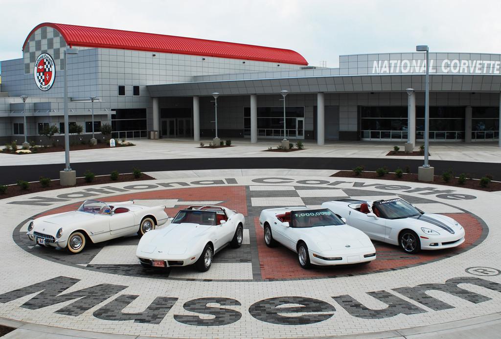 Foto de 1,5 millones de unidades del Chevrolet Corvette (1/3)