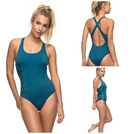 Bañador Roxy con espalda cruzada por 17,50 euros y envío gratis en eBay