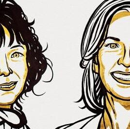 Ya son 23 las mujeres que se han hecho con un Nobel de Ciencia: Emmanuelle Charpentier y Jennifer Doudna se llevan el Nobel de Química 2020 tras reescribir 'el código de la vida'