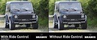 Suspensión adaptativa para el Mercedes-Benz Clase G de parte de Brabus