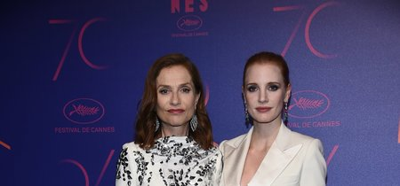 Tras la alfombra roja, llega la fiesta, Cannes celebra su 70 aniversario por todo lo alto